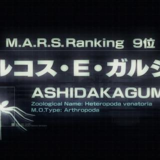 Marcos E. Garcia Ranking M.A.R.S. #9