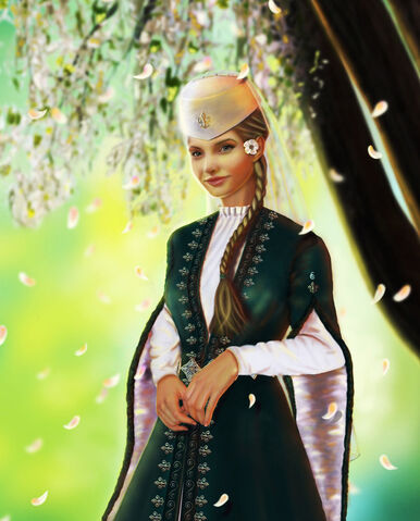 File:Circassian girl.jpeg