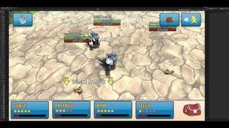 Rough Battle Example-1