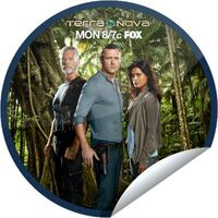 GetGlue Terra Nova Fan sticker