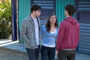 Hunter, Skye and Josh