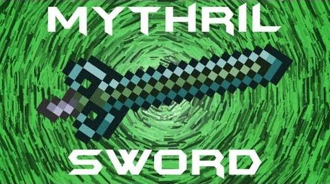 Mythril Sword Terraria HERO