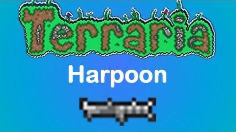 Terraria Harpoon