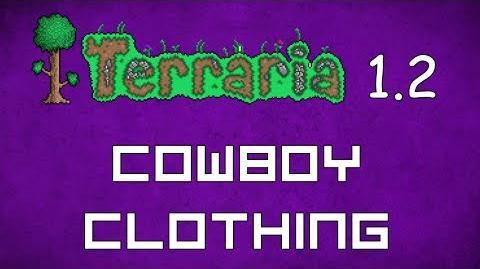 Cowboy Clothing - Terraria 1