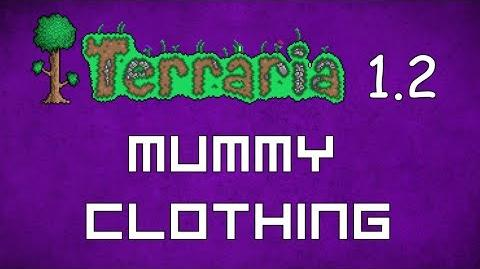 Mummy Clothing - Terraria 1