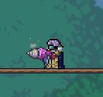 Orichalcum drill in use