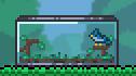 File:Blue Jay perching facing left.jpg