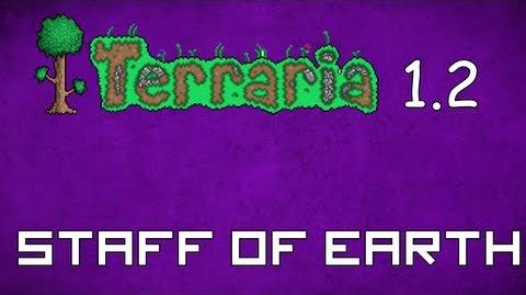 Staff of Earth - Terraria 1
