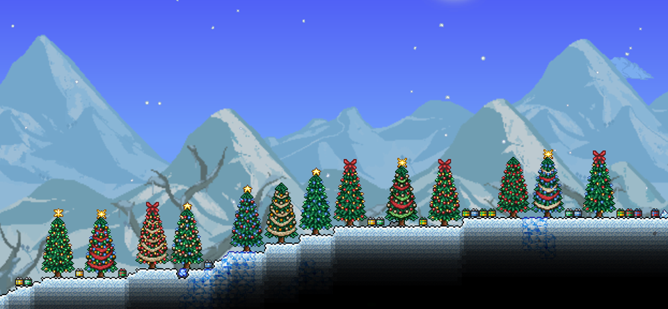 Christmas updat