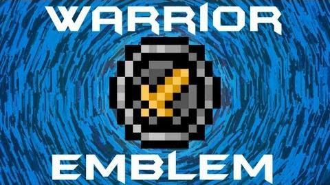 Warrior Emblem Terraria HERO
