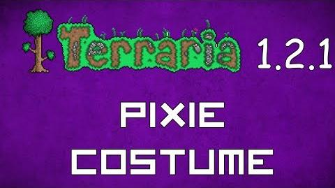 Pixie Costume - Terraria 1.2