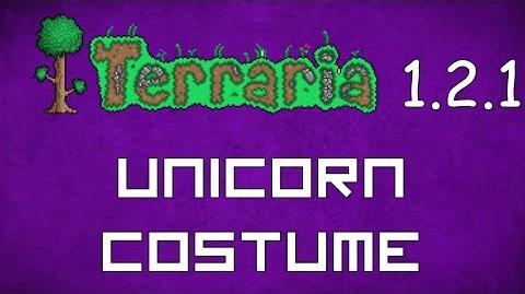 Unicorn Costume - Terraria 1.2