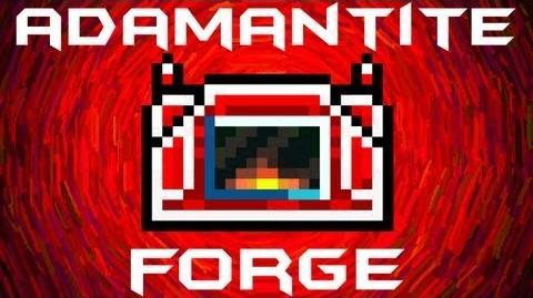Adamantite Forge Terraria HERO