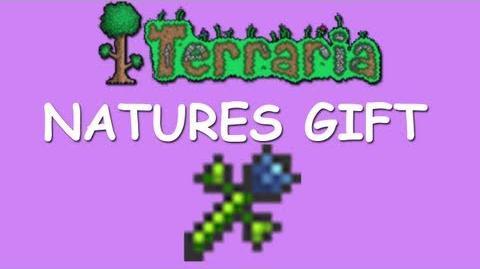 Terraria - Nature's Gift