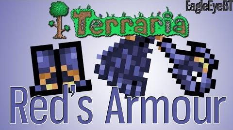 Terraria Red's Armour