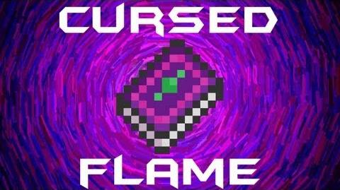 Cursed Flames Weapon Terraria HERO