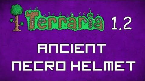 Ancient Necro Helmet - Terraria 1.2 Guide New Vanity Hat!