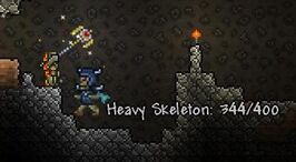 Heavy Skeleton terraria