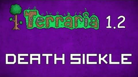 Death Sickle - Terraria 1.2 Guide New Melee Weapon!