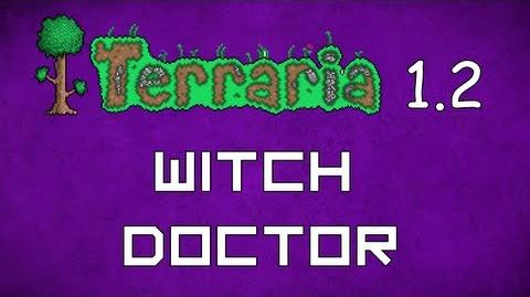 Witch Doctor - Terraria 1