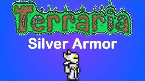 Terraria Silver Armor