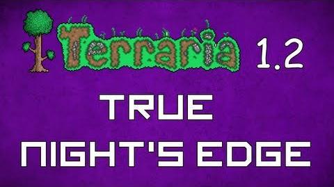 True Night's Edge - Terraria 1