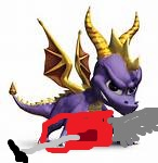 File:Spyro with a chainsaw.jpg