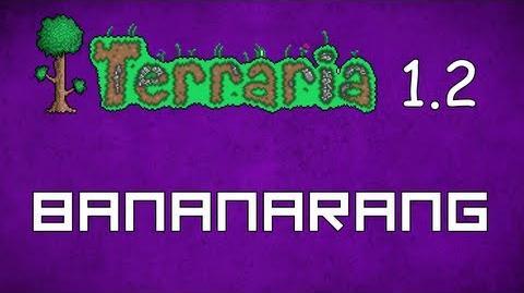 Bananarang - Terraria 1