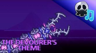 """Terraria Calamity Mod Music - """"Scourge of The Universe"""" - Theme of Devourer of Gods"""