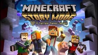 Minecraft Story Mode Xbox 360 Music Wither Storm