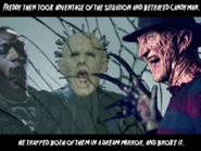 Freddy Krueger Outro 4