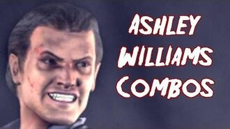 Terrordrome Ash Combos
