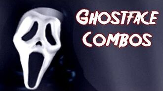 Terrordrome Ghostface Combos