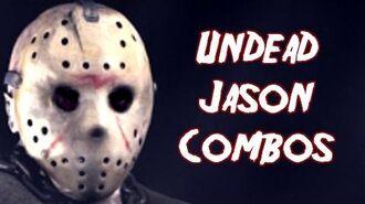Terrordrome Undead Jason Voorhees Combos