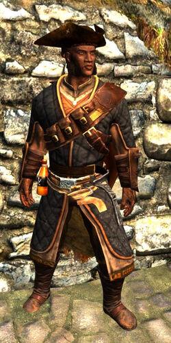 Seadog Armor - Male