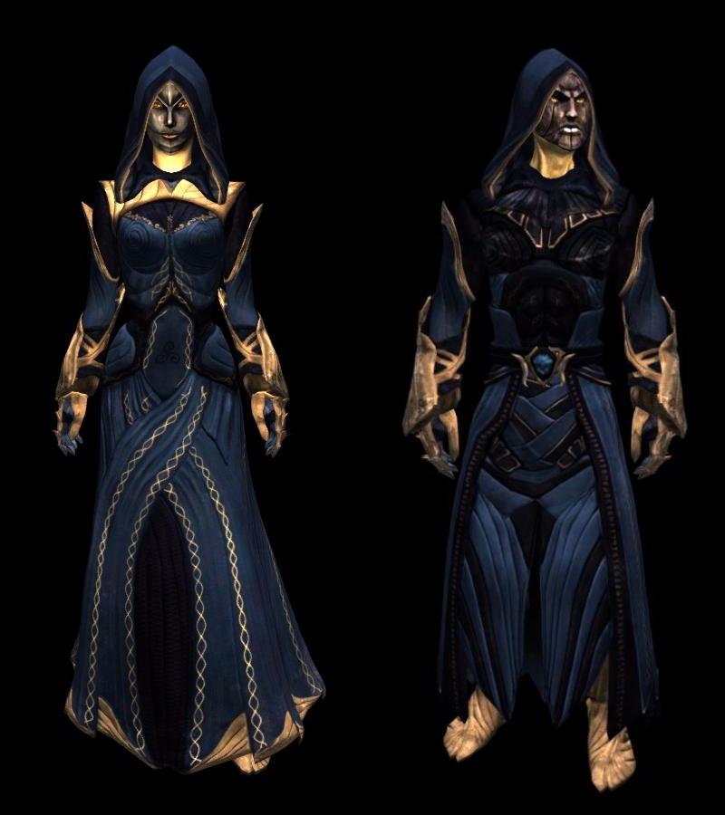 Image - Tribunal Robes
