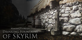 Drinking Fountains of Skyrim - Title
