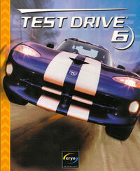 Test Drive 6 cover