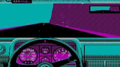 Test Drive (1987) - Ferrari Testarosa - GameGraveyard.net