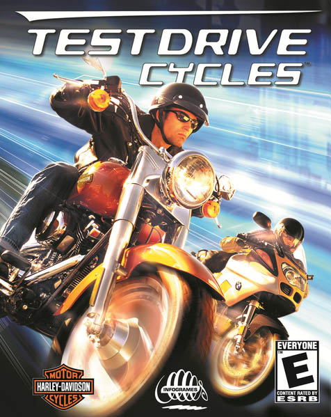 Test Drive Cycles cover