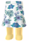 File:Floral midi skirt.png