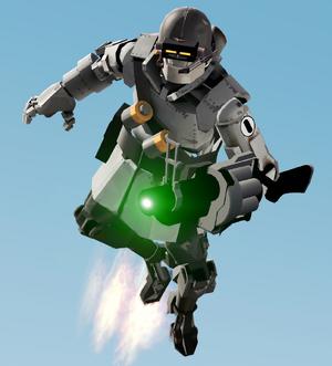 Soldert the robot by pumpkinlol-d6gm0sy