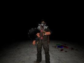 Chronuser Razevenge Sniper