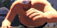 Heavy Sumo Guy