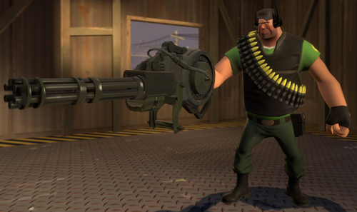 Heavybine Gatling