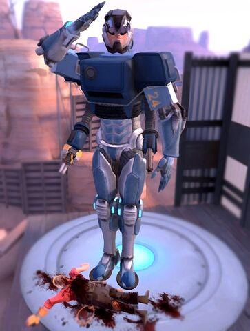 File:Cyborneer blu by gigacake mmmkay-d4t228t.jpg