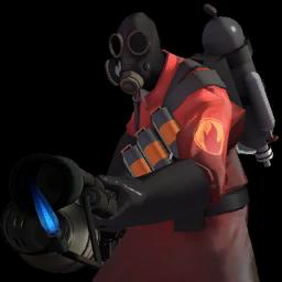 Full-red-pyro