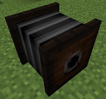 Bellows block