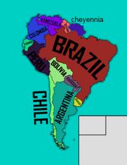 SouthAmerikacheyenne