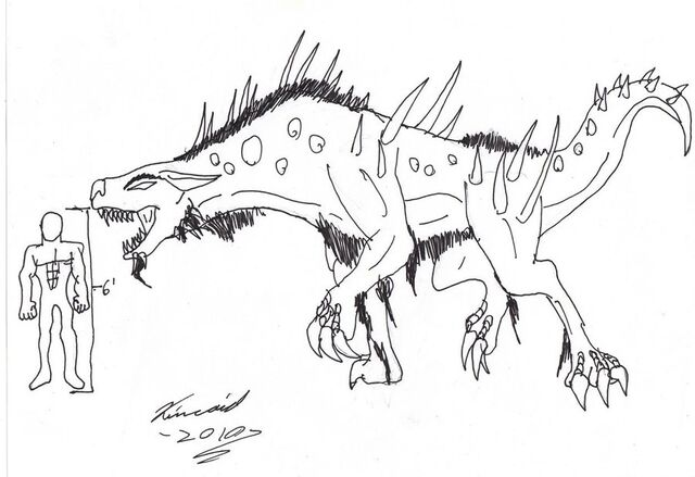File:Hyena Monster by DemonRyo.jpg